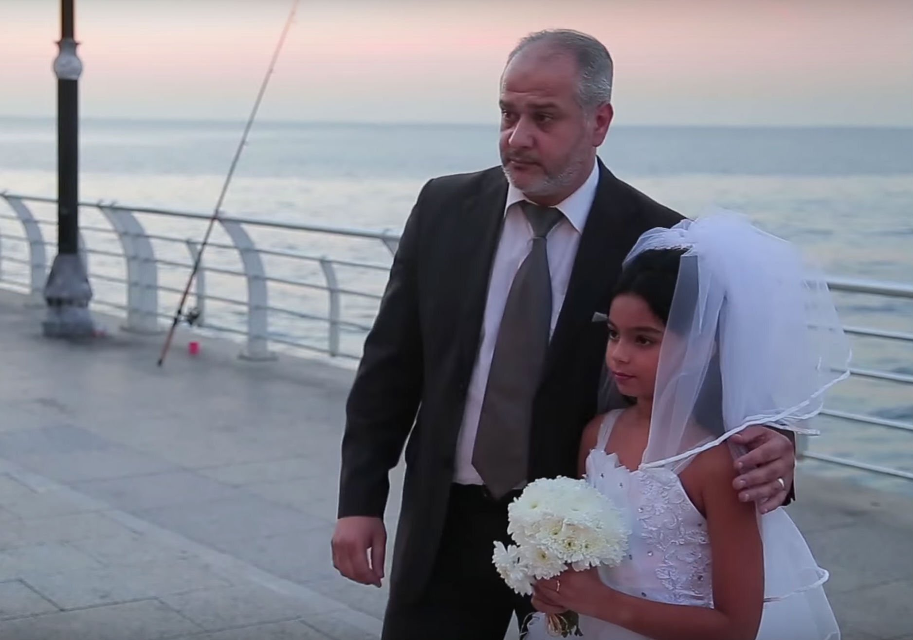 Beyrut'ta çocuk gelin dehşeti