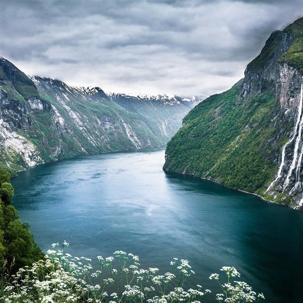 Bir doğa harikası: Norveç fiyortları